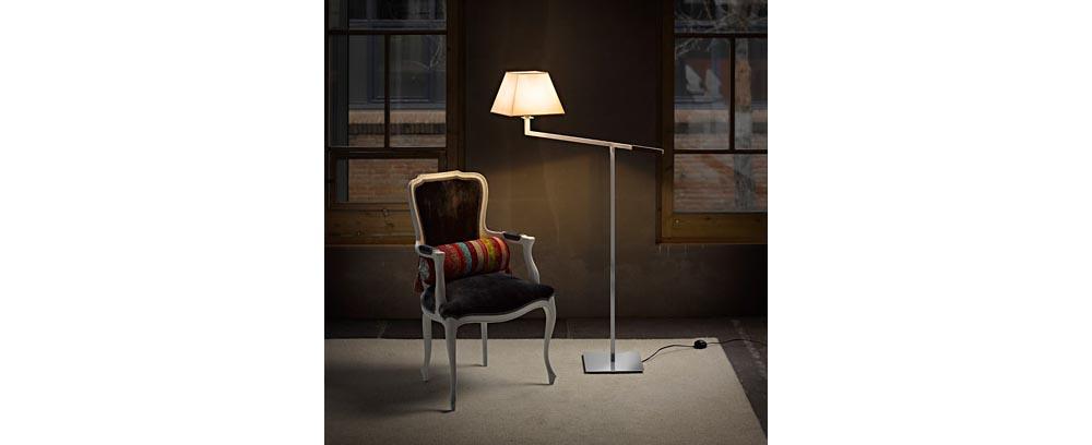 Lámpara de pie 10 BO