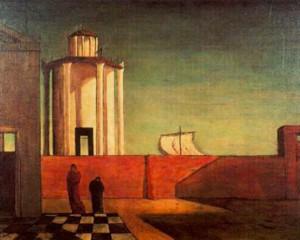 Pintura metafísica en decoración